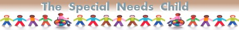 The Speacial Needs Child Banner