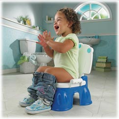 Child potty