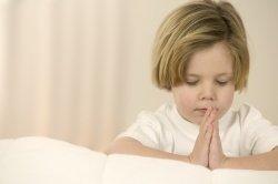 God lives under the bed